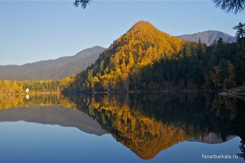 Фотофан №4  Осенние сказки Байкальских гор
