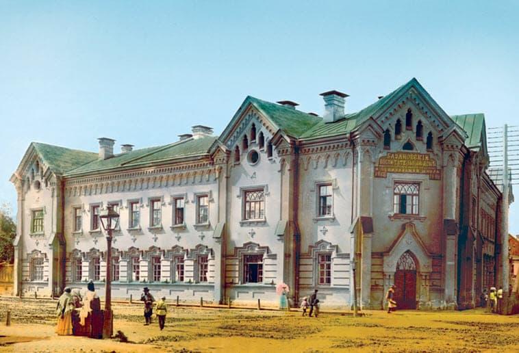 Базановский дом иркутск