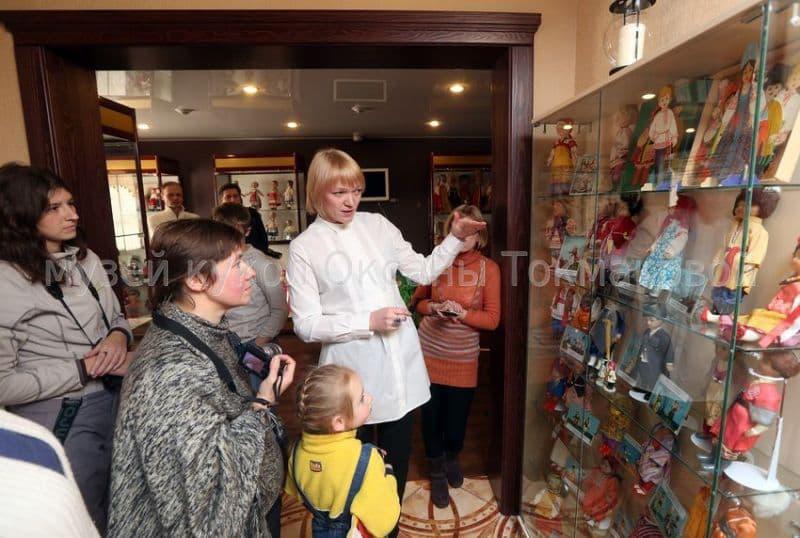 Музей кукол в Листвянке