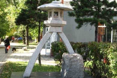памятник русско-японской дружбы