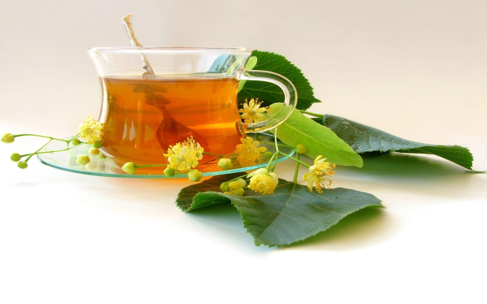 чай малинского