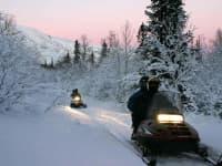зимний отдых на Байкале