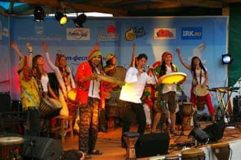 фестиваль на Байкале