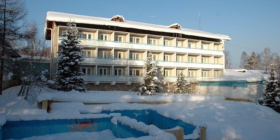 гостиница соболиная байкальск