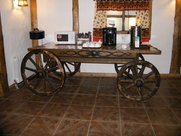 отель мельница на Байкале
