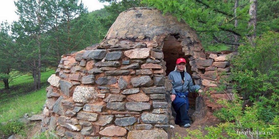 Каменный шатер