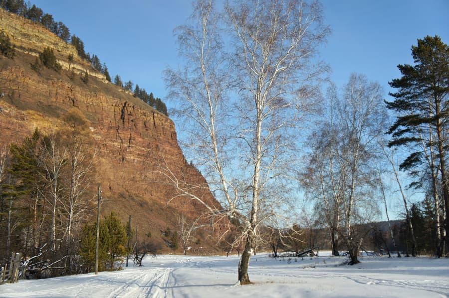 Байкал зимой, отдых на байкале