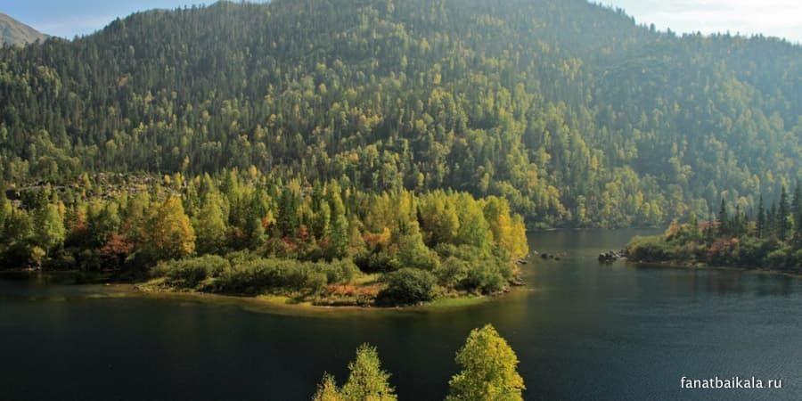 соболиные озера