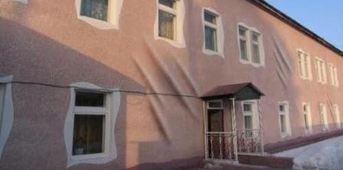 гостиница прибой байкальск