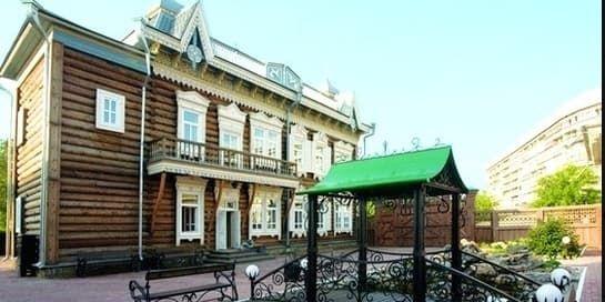 дом европы иркутск