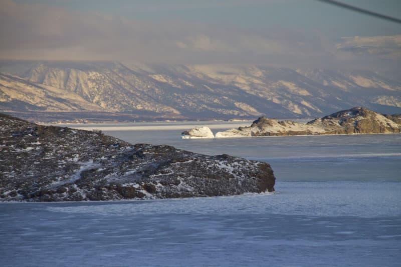 Пролив Малое море на Байкале