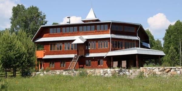 гостиница кругобайкальская