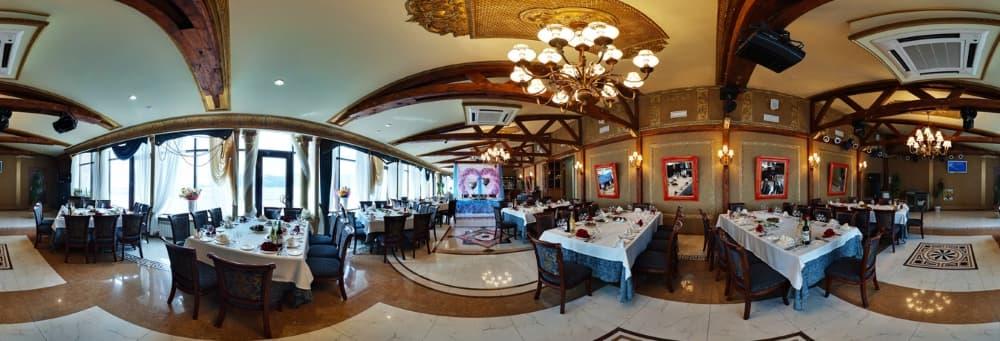 Ресторан в отеле Легенда Байкала