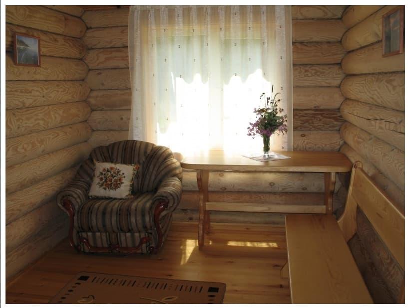 Гостиный двор Лесная сказка на КБЖД, ст Половиная