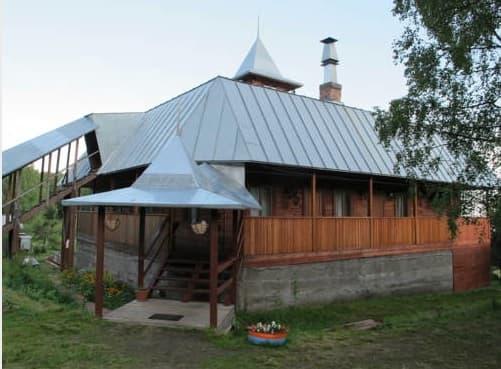 База отдыха Кругобайкальская на КБЖД
