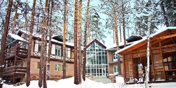лесной отель байкал