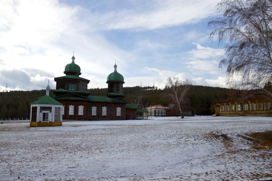 музей народов забайкалья
