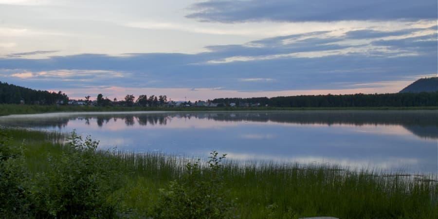 озеро Котокель