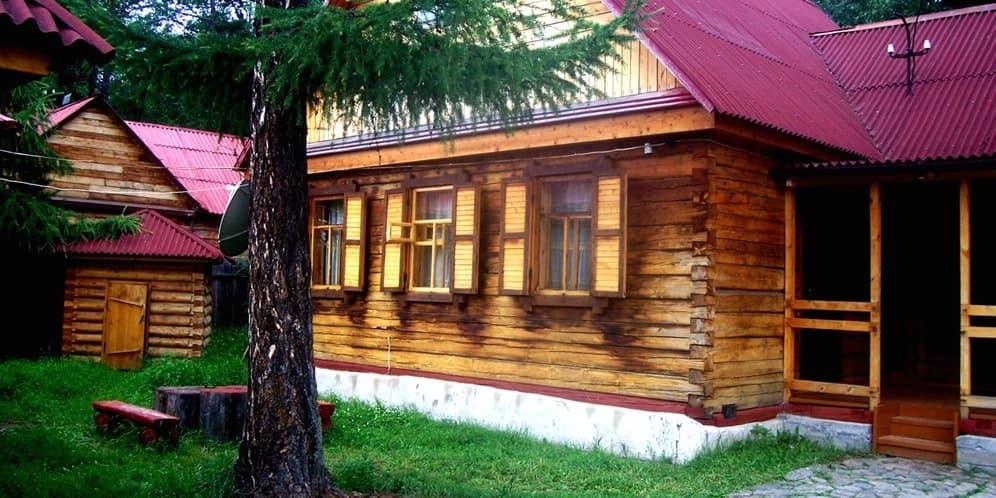 гостиница подлеморье энхалук