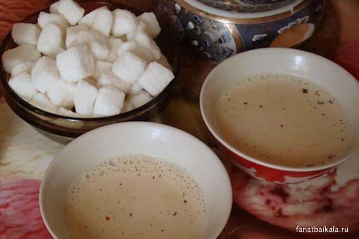 бурятский чай