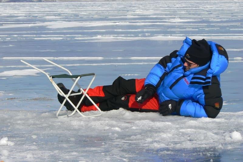 байкал рыбалка зима