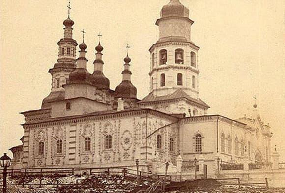 Крестовоздвиженческая церковь