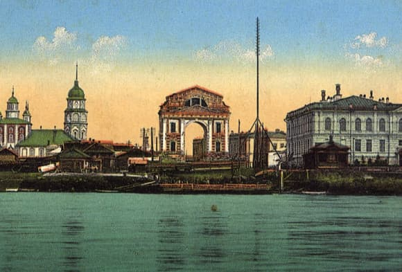 иркутск московские ворота