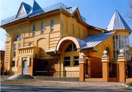 дом рогаля иркутск