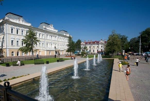 исторические памятники иркутска
