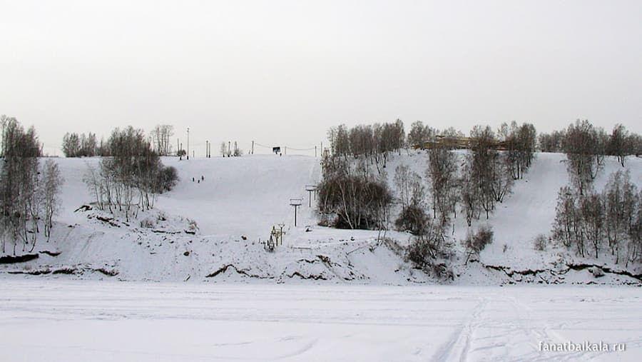 горнолыжка иркутск