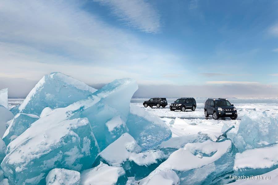 опасность на льду