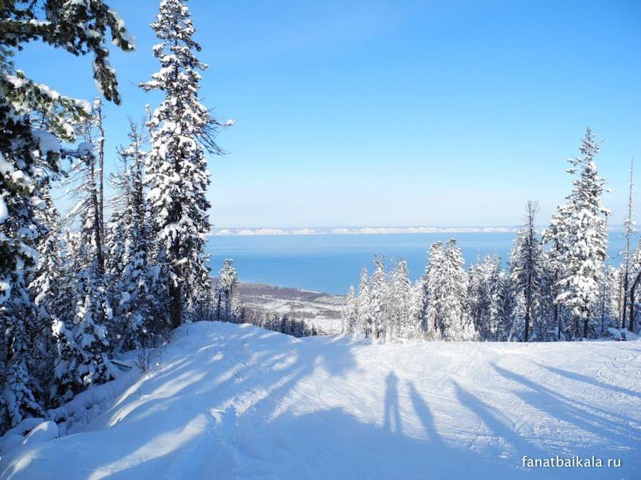 горнолыжные трассы россии лыжи