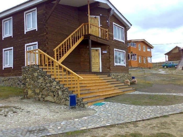 база отдыха на Байкале Ветер странствий