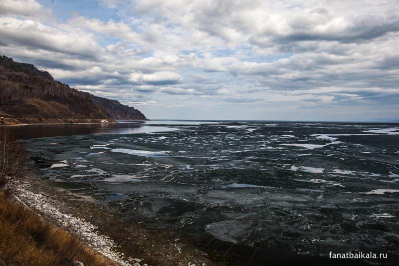 байкальский лед