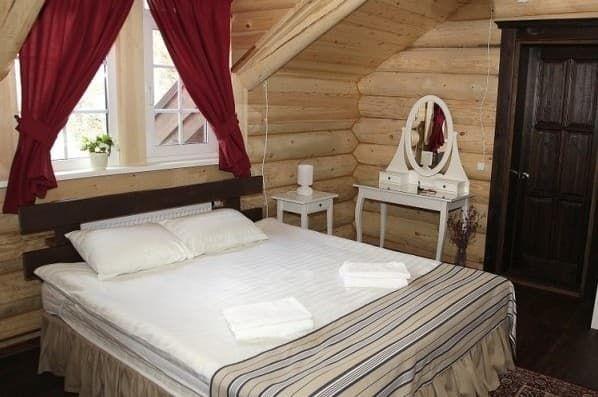 Отель Байкальские сезоны. Номер Люкс