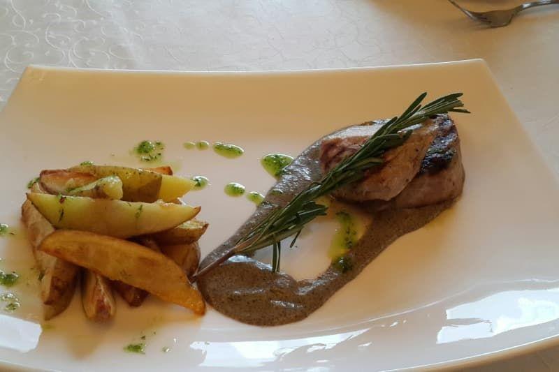 Ресторан Флагман в Листвянке