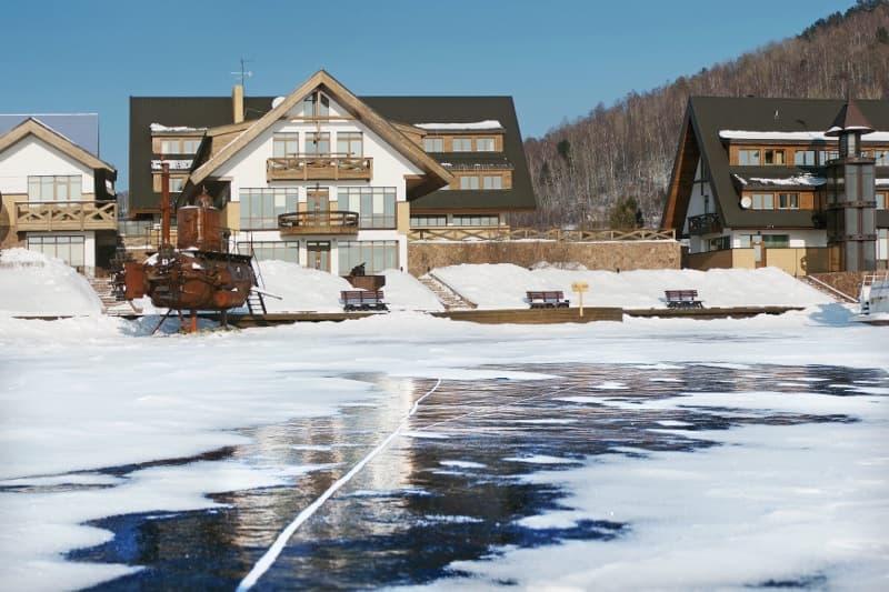 гостиницы на Байкале