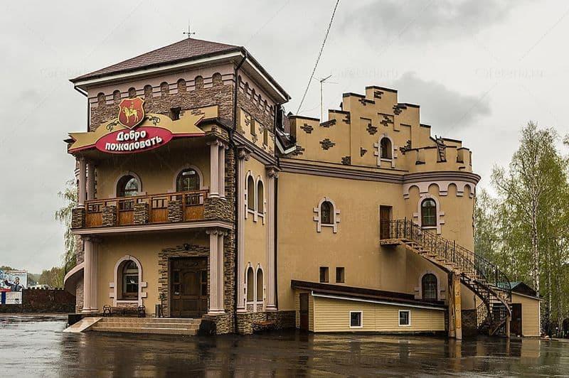 РГК Рыцарский двор на Байкальском тракте