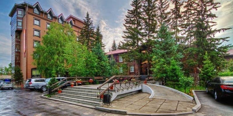 отель звезда иркутск