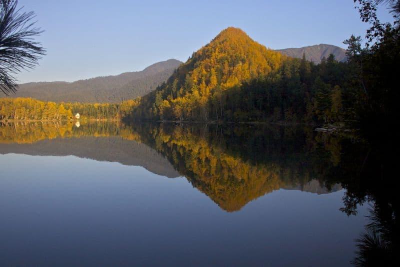 теплые озера