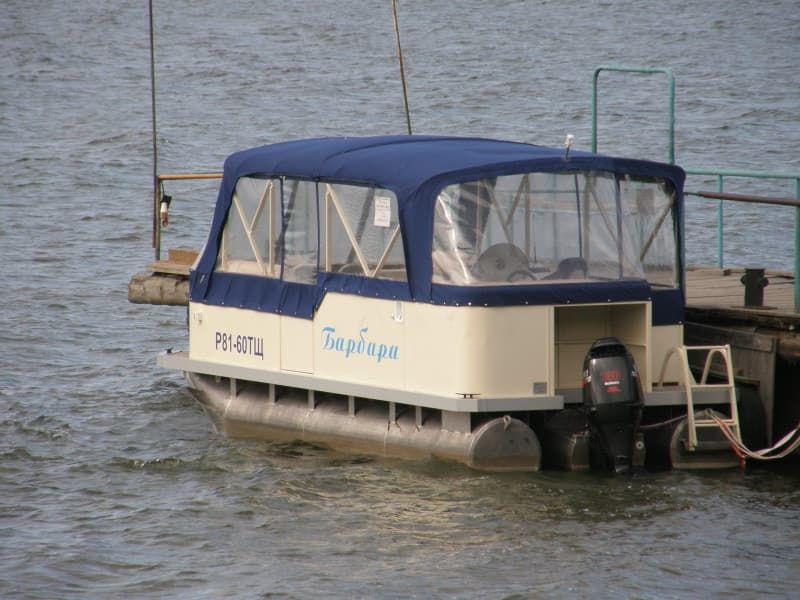 катера Байкала