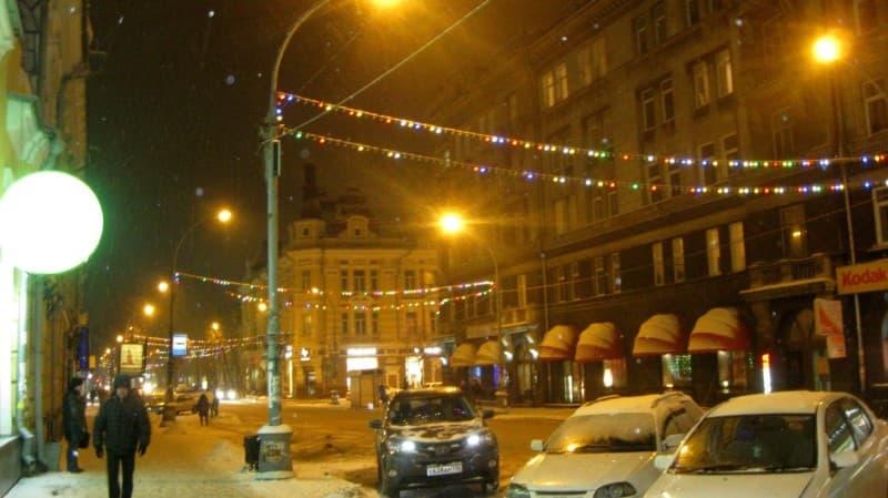 Иркутск новый год 2016