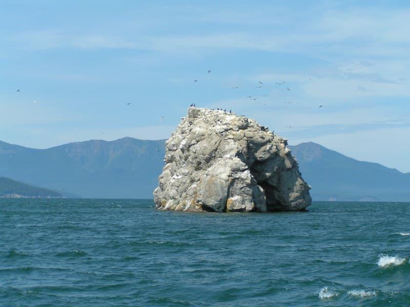 острова на Байкале
