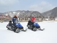 активный отдых на Байкале зимой