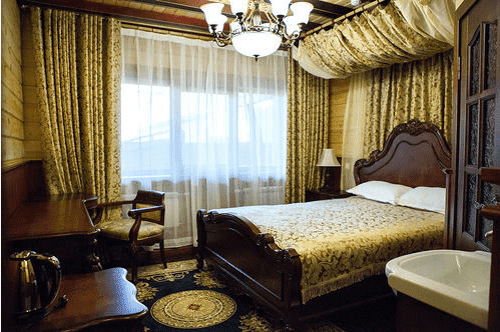 отели на Байкале