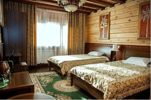 Гостиница Dream of Baikal