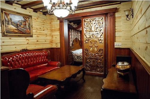 отели в Листвянке