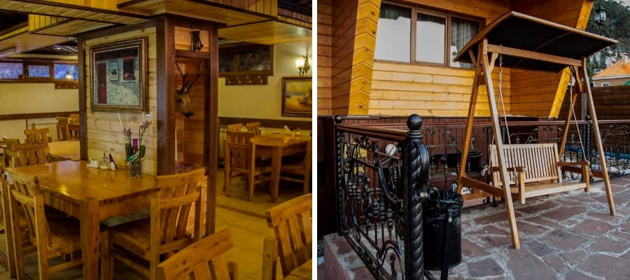 рестораны Листвянки