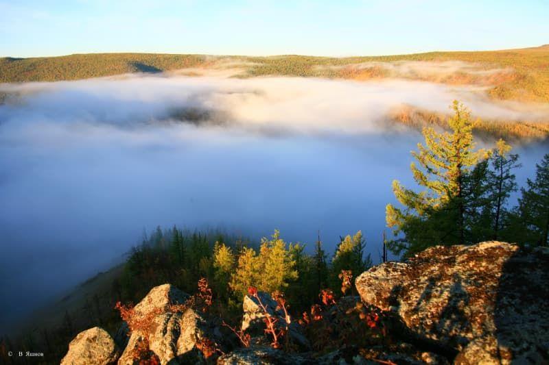 окрестности Байкала