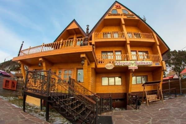 гостиницы в Листвянке